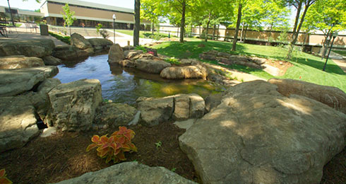 Brookside Contracting | Boulder Walls and Gardens